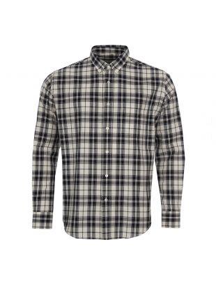 Ami Shirt | E17C05-409-410 Navy / White | Aphrodite1994
