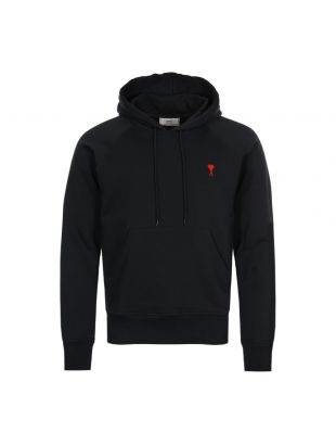 ami hooded sweatshirt E18J008 730 410 navy