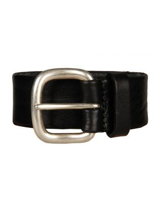 Andersons Belts Leather Belt in Black