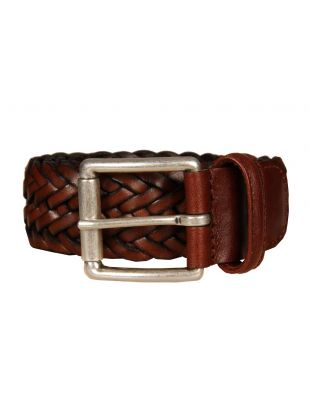 Belt Leather - Brown