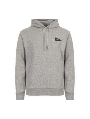 apc hoodie bernard COCZF H27488 LAA grey