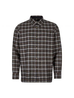 APC Shirt WOAKB H02555 JAC Green Check