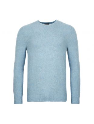 APC Sweater | WVAWW H23937 PIE Blue