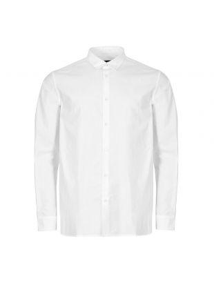 APC Shirt COZAA H12222 AAB White