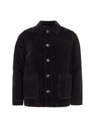 A.P.C. Fiddle Jacket COCQB H02493 LZZ In Black
