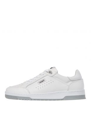 axel arigato clean 180 trainers 28425 white / grey