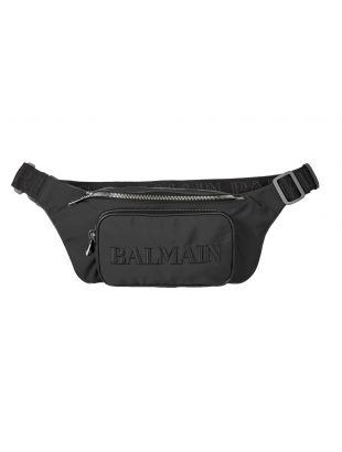 Balmain Bag | SM1S035TNYT 0PA Black