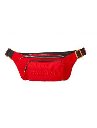 Balmain Bag | SM1S035TNYT 3AA Red