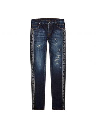 Balmain Jeans | SH15230Z130 6AA Vintage Blue