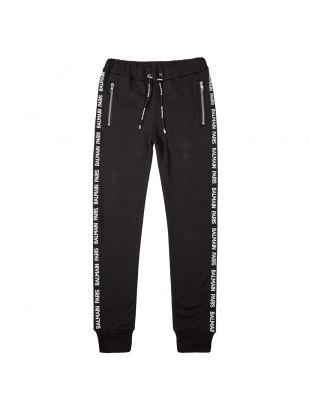 Balmain Joggers SH15631Z303 OPA in Black