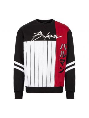 Balmain Sweatshirt | SH13934J078 AAA Multi