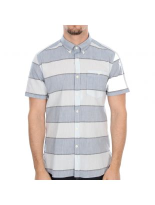 barbour director shirt in chambray