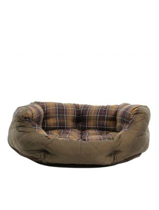 Barbour Quilted Dog Bed 30