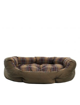 Barbour Quilted Dog Bed 35