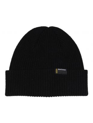 Barbour International Beanie Black MHA0314BK11