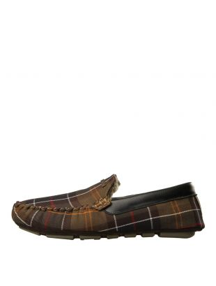 Barbour Slippers MSL0001TN11 Monty