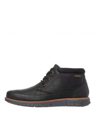 Barbour Nelson Boot MFO0386 BK11 Black