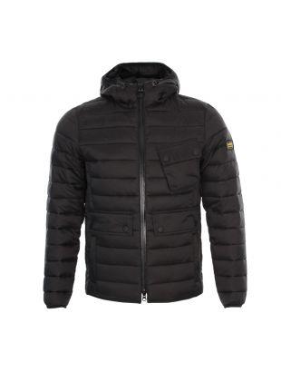 Barbour International Jacket Ouston MQU0712 BK91 Black