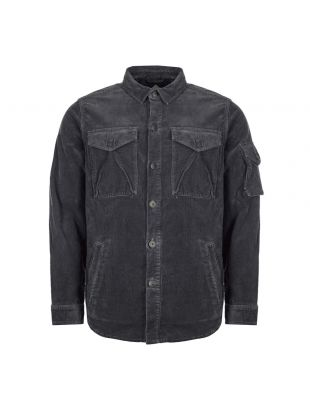 Barbour Beacon Askern Overshirt | MOS0055 NY91 Navy