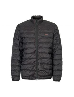 Barbour Penton Quilted Jacket MQU0995 BK11 In Black