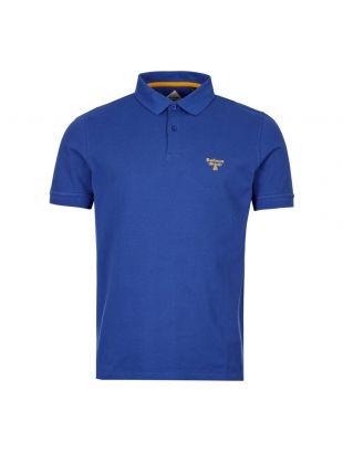 Barbour Beacon Polo Shirt | MML0961 BL71 Sea Blue