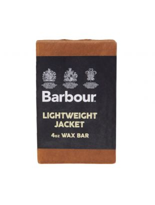 barbour wax bar UAC0178 MI151 brown