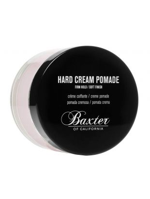 Baxter Of California Hard Cream Hair Pomade