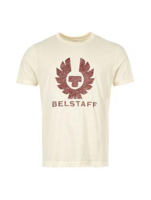 Belstaff T-Shirt 71140251 J61N0103 10050 Bone