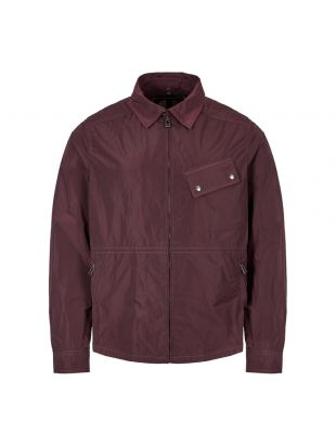Belstaff Jacket | 71120222 C50N0453 40003 Blackberry