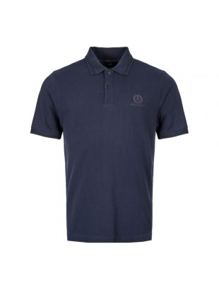 Belstaff Polo Shirt 71140259 J61N0054 80000 Navy