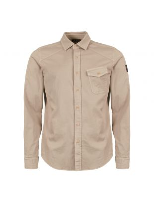 Belstaff Shirt Steadway 71120206 C61A0354 10147 Champagne Pink