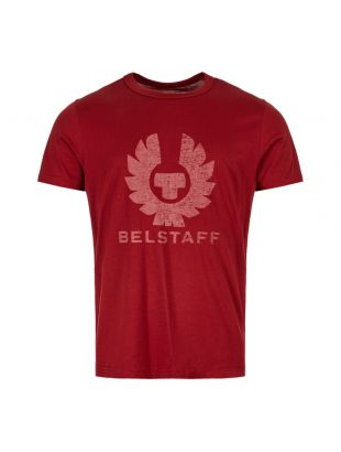Belstaff T-Shirt 71140250 J61N0103 50050 Dark Red