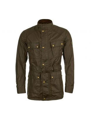 Belstaff Trailmaster Jacket 71050460 C61N0158 20015 Faded Olive