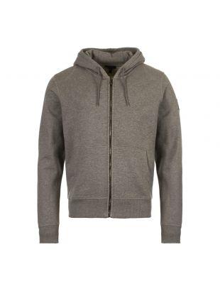 Belstaff Hoody Wentworth 71130384 J61A0066 90004 In Grey