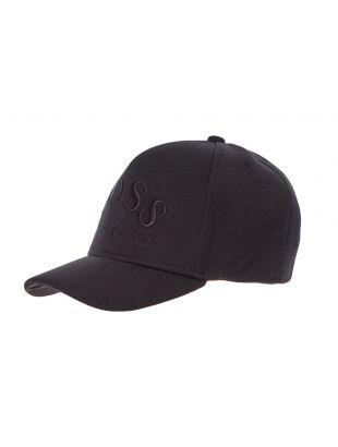 boss athleisure cap 50410364 001 black