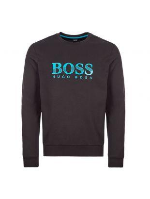 BOSS Tracksuit Sweatshirt | 50414670 001 Black