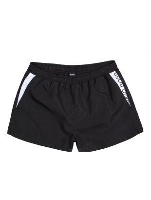BOSS HUGO BOSS Swim Shorts 50407645|007 Mooneye Black