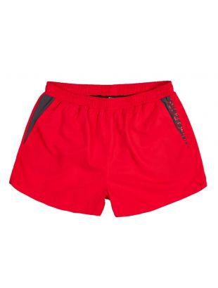 Boss Swim Short 50407645|621 In Mooneye Red