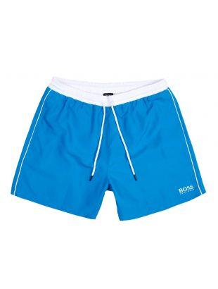 Boss Swim Shorts 50408104|441 In Starfish Aqua