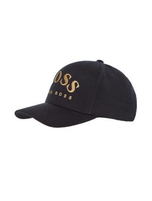 BOSS Athleisure Cap 50412944 006 Black