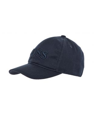 Athleisure Cap Fero – Navy