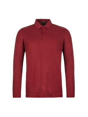 Pirol Polo Shirt - Burgundy