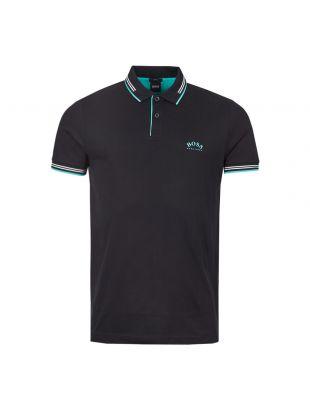BOSS Polo Shirt 50412675 008 Black