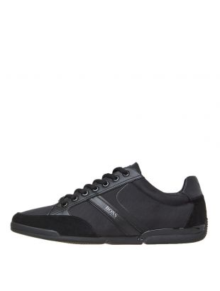 BOSS Athleisure Trainers Saturn 50407672 001 Black