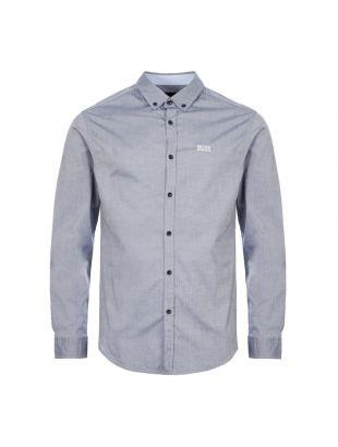 boss athleisure shirt biado 50408848 480 blue