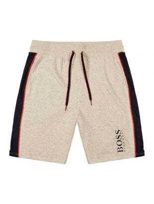 BOSS Bodywear Shorts | 50409100 051 Light Pastel Grey