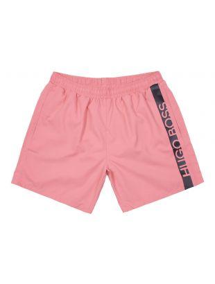 boss bodywear swimshorts dolphin 50407595 680 pink