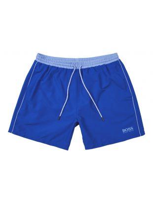 BOSS Bodywear Starfish Swim Shorts | 50408104 432 Bright Blue