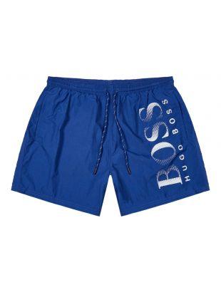 OSS Bodywear Octopus Swim Shorts 50371268 422 Blue