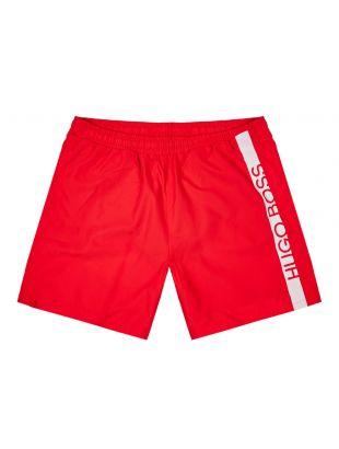 BOSS Bodywear Dolphin Swim Shorts 50407595 623 Red
